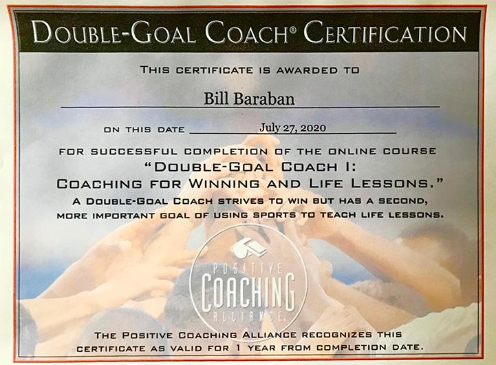 Double Goal Coach